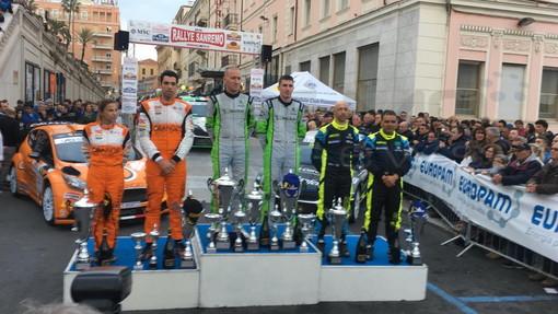 Al 66esimo Rally di Sanremo, Craig e Paul Nagle trionfano in rimonta
