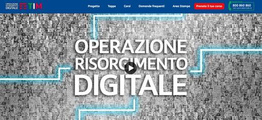 """Tim: sospeso in via cautelativa il tour """"Operazione Risorgimento Digitale"""", era previsto domani a Imperia"""