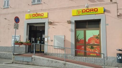 Imperia: ad appena un anno e mezzo dal cambio di proprietà, in crisi il supermercato Doro in piazza Mameli