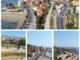 Militare dell'Aeronautica sorvola con il drone una Santo Stefano al Mare dallo scenario 'postbellico': le immagini di Remo Ferretti (Video)