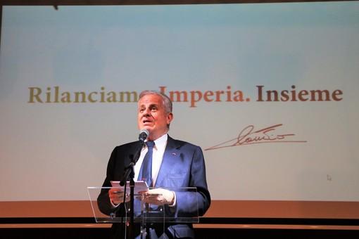 Imperia: oggi pomeriggio al point, Claudio Scajola 'costruisce' il programma con i cittadini