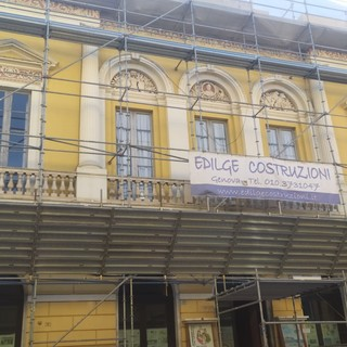 """Imperia: teatro Cavour, cambio nella direzione lavori, sindaco: """"Cerchiamo un responsabile unico per accelerare la riapertura"""""""