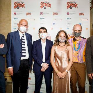 I finalisti del Premio Strega 2020 a Cervo ©Musacchio, Ianniello & Pasqualini