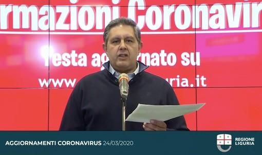 """Coronavirus, Toti: """"L'epidemia rallenta, ma non sta finendo. Il merito è della distanza sociale che dobbiamo continuare a mantenere"""" (Video)"""