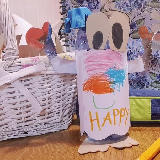 """""""Libri e attività per bambini"""" con Noemi D'Amore: oggi prepariamo il barattolo della felicità"""