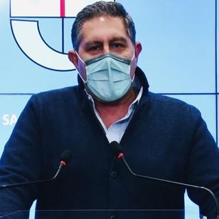 """Coronavirus, Toti: """"Contagi in Liguria a due velocità. A Genova situazione complessa, Ponente e Levante nella media nazionale"""""""