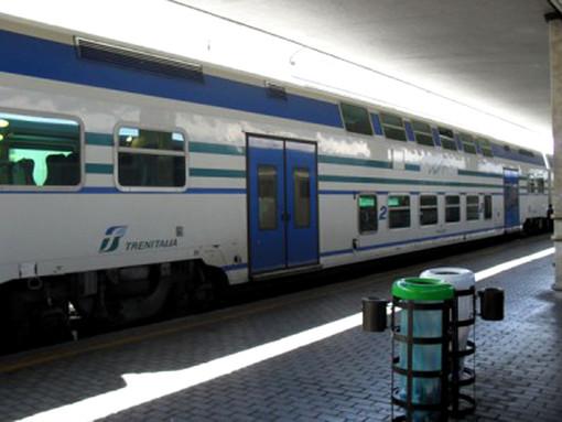 Liguria: nel weekend 24 ore di sciopero del personale mobile di Trenitalia