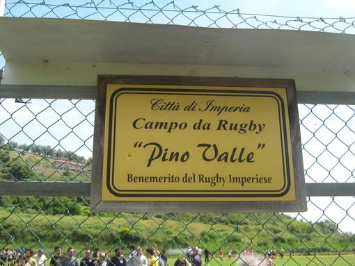 Con l'Imperia Rugby Union Riviera oggi si torna a parlare di sport al 'Pino Valle' con i primi allenamenti