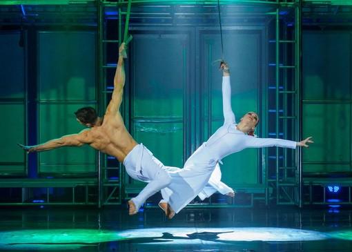 Sanremo: il Teatro Ariston si prepara ad ospitare 'Tilt', il nuovo spettacolo di Le Cirque World's top performers
