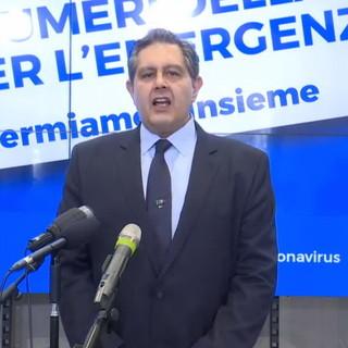 Conferenze stampa del Presidente di Regione Toti, Fabio è in disaccordo con Lorenzo