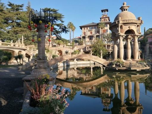 Villa Grock ad Imperia