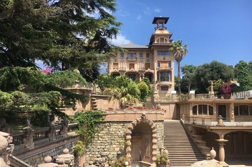 Imperia, Villa Grock inserita nel circuito dei 'Grandi Giardini Italiani': al via la valorizzazione del patrimonio botanico