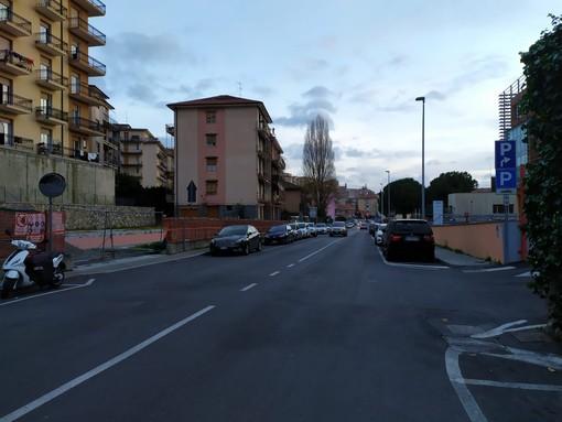 Imperia: manto stradale di via Acquarone, il consigliere Fabrizio Risso (Pd), presenta un'interrogazione in consiglio comunale