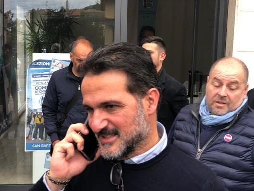 Dopo il ricovero di maggio nuovi accertamenti in ospedale per il Sindaco di San Bartolomeo Valerio Urso